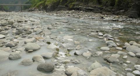 楠梓仙溪越域引水