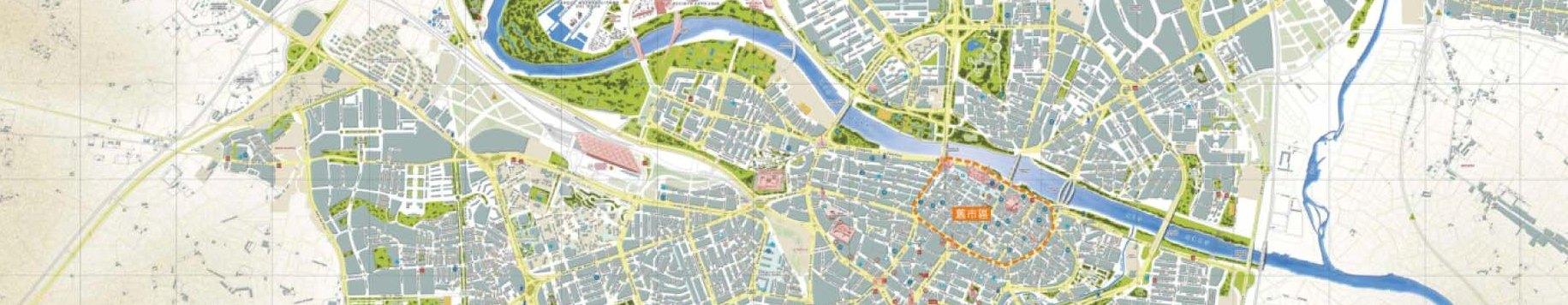 西班牙薩拉戈薩(Zaragoza)與台南城市願景對話工作坊